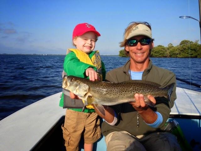 Elliott's fish - wintertime fishing