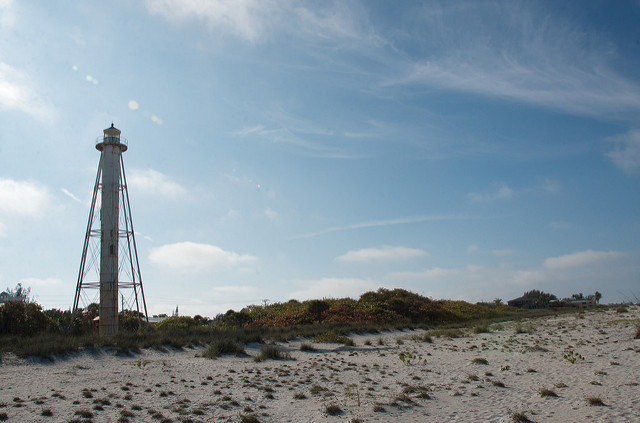 Boca Grande Range Lighthouse