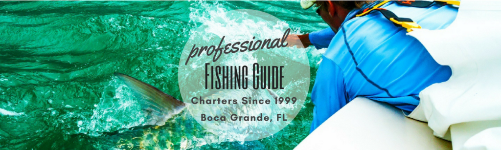 Contact FishSWFL Captain Mark Becton fishing Boca Grande