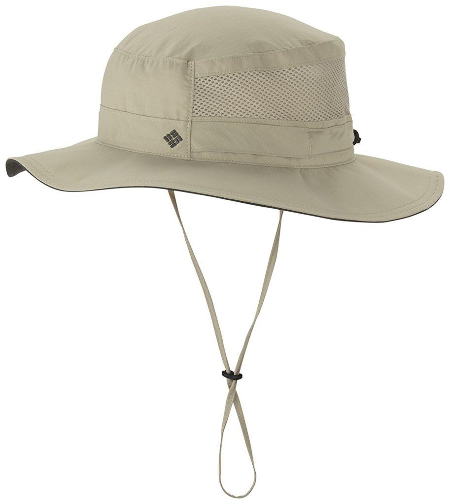 columbia fishing clothing hat